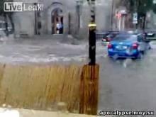 Да уж дождик