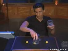 Jason LATIMER the world champion of magic